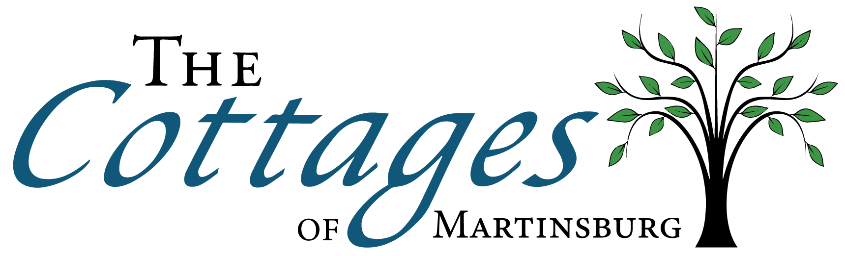 Cottages of Martinsburg Logo